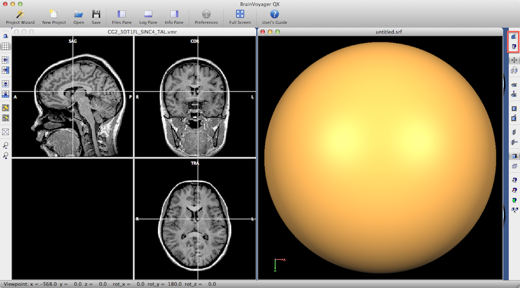 Head Skin Segmentation and Reconstruction