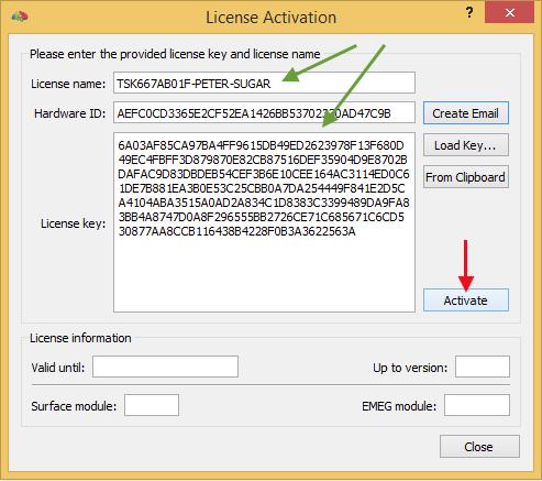 Brain Innovation - Downloads - Software Licensing
